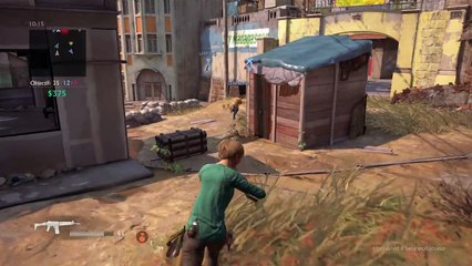 Beta Multiplayer 2 de Uncharted 4 : A Thief's End