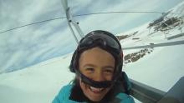 ATV 2010 - Snowboarding 7-Year-Old in New Zealand