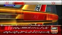 Traffic violation results in PPP MPA being fined in Peshawar