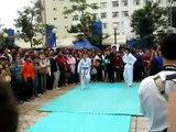 CBl Taekwondo ĐH Thăng Long thứ 4  15-12-2010  MVI 3050