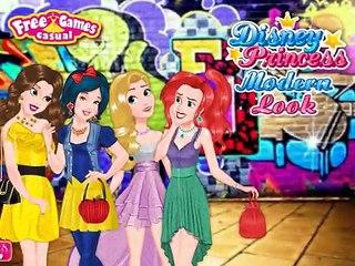 Disney Princess Modern Look Juegos Para Chicas
