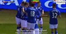 Gerard Deulofeu Goal Middlesbrough 0 - 1 Everton Capital One Cup 1-12-2015