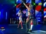 02 Cynthia Moreno, Fabi Apache & Mari Apache vs. Jennifer Blake, Rain & Sexy Star