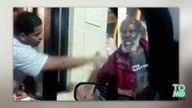 Cruel McDonalds prank: Drive-thru worker throws cold water at homeless mans face - TomoNews