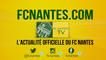 FC Nantes / Olympique Lyonnais : les impressions d'Abdoulaye Touré