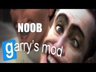 PROPHUNT GARRY'S MOD - GAMER GIRL NOOBS VS HODE