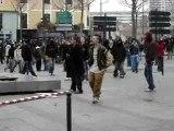 Manifestations contre le CPE à Rennes