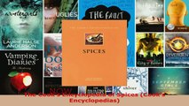 Read  The Cooks Encyclopedia of Spices Cooks Encyclopedias Ebook Free