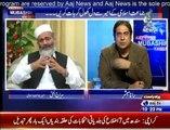 Aaj Rana Mubashir Kay Sath - 27th November 2015