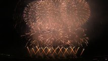 【5.1ch-HD】Nagaoka Fireworks 2015. Tenchijin Hanabi.  By Nomura Hanabi Kougyou. 長岡花火2015 天地人花火 野村花火工業