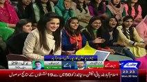 Mazaaq-Raat--30-November-2015--Tahira-Syed-singing-songs