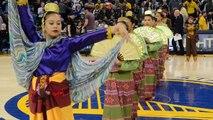 Warriors vs Brooklyn Nets, 2015 NBA Championship Filipino Heritage Night