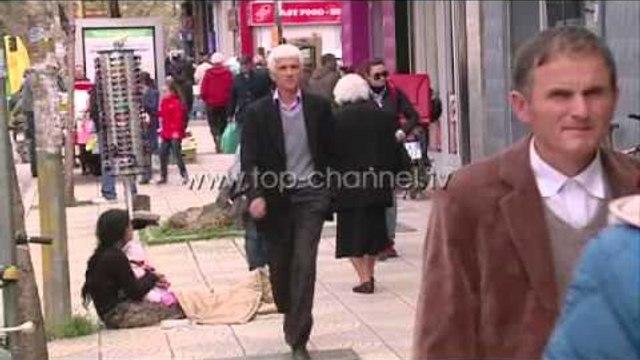 Shfrytëzimi për lypje, pas dënimit të babait, në kërkim nëna - Top Channel Albania - News - Lajme