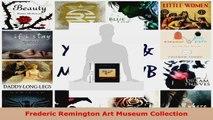 Download  Frederic Remington Art Museum Collection PDF Online