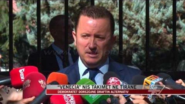 Ekspertët e Venecias në Tiranë - News, Lajme - Vizion Plus