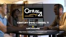 Century 21 Immo Conseil 11, agence immobilière à Carcassonne.