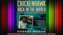 Chickenhawk Back in the World Life After Vietnam