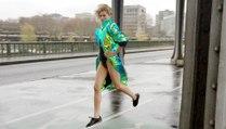 24 hours with a Vogue model in Paris - by Loic Prigent for Vogue Paris