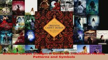 Read  Oriental Carpet Design A Guide to Traditional Motifs Patterns and Symbols PDF Free