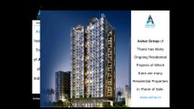 Ashar Group Ongoing Residential Apartments in Thane for Sale
