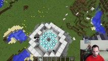 Ce gamer peut afficher ses vidéos et passer des appel en visio directement dans le jeu Minecraft... Enorme