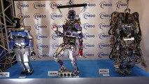 Au Japon, des robots androïdes pour aider en cas de désastre