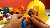 sam le pompier fireman sam toys and surprise eggs octonautas oeufs surprises avec jouets dedans  fireman sam toysoctonautas toysstrażak sam zabawkioctonautas juguetessam le pompier