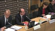 Etat d'urgence : Jean-Jacques Urvoas précise les modalités du contrôle du Parlement
