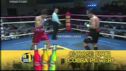 Milan Melindo vs Victor Olivo Full Fight