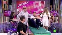 Frank Blanco- 'Me voy a tatuar la 'Z' de Zapeando'