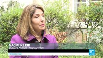 Naomi Klein: 'We can still stop catastrophic global warming'
