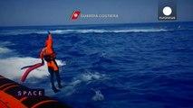 ESA Euronews: La sécurité en mer, une affaire de satellites