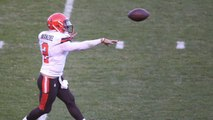 NFL Daily Blitz: Will Manziel be Browns' starting QB again?