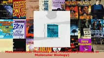 Read  Metabolomics Methods and Protocols Methods in Molecular Biology Ebook Free