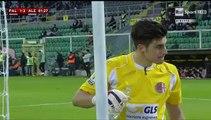 Palermo-Alessandria 1-3 gol Nicco (02-12-2015) Coppa Italia 2015-2016