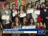 10 colegios participaron en el festival de cortometrajes