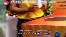 [vietsub] Yaya sắp xếp lịch bay về mừng năm mới ở Nauy - 9 Entertain 25.11.15