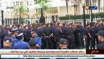 Lorsque les parties essaient de toucher à la sécurité de l Algérie par la sécurité