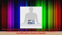 CSC Exam Flashcard Study System CSC Test Practice Questions  Review for the Cardiac Download