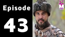 Dirilis Episode 43 Full in HD Quality on Hum Sitaray