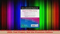 EMTBasic  Interactive Flashcards Book for EMT REA REA Test Preps Not the Premium Read Online