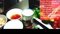 How To Cook Tom Kha Gai Recipe   Thai Food Cooking   Recipe Show   London Recipes   Cooking Thai