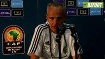 "CAN U23 | ALG 2-0 MLI : Schurmann, ""Match après match"""