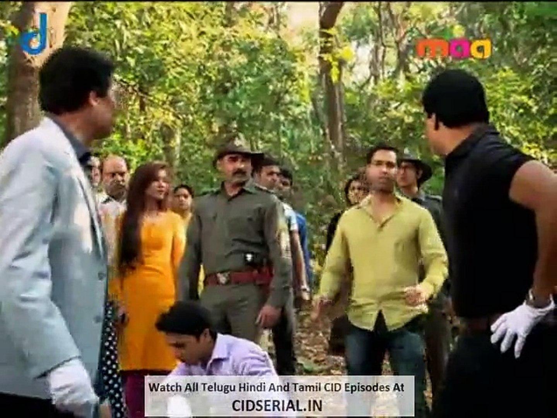 CID (Telugu) Episode 1023 (2nd - December - 2015) - 1