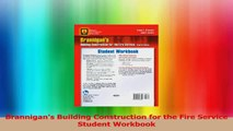 Brannigans Building Construction for the Fire Service Student Workbook PDF