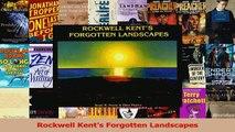 PDF Download  Rockwell Kents Forgotten Landscapes PDF Full Ebook