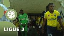 FC Sochaux-Montbéliard - AS Nancy Lorraine (2-2)  - Résumé - (FCSM-ASNL) / 2015-16
