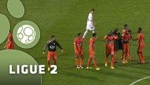 Stade Lavallois - Stade Brestois 29 (2-0)  - Résumé - (LAVAL-BREST) / 2015-16