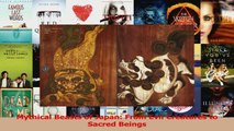 Read  Mythical Beasts of Japan From Evil Creatures to Sacred Beings Ebook Free