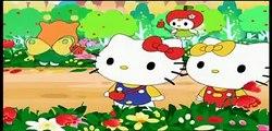 10   Hello Kitty ►  La Forêt des pommes ►  Bienvenue dans la forêt enchantée ► Hello Kitty en Francais